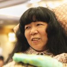 木村英子氏(54歳)