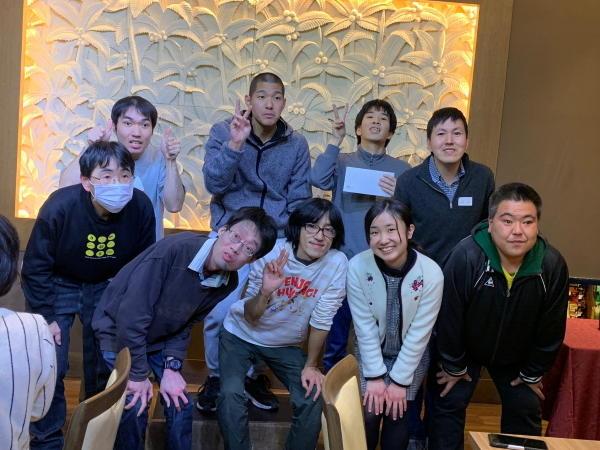 横浜中部就労支援センター忘年会2019の様子4