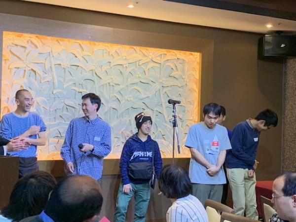 横浜中部就労支援センター忘年会2019の様子6