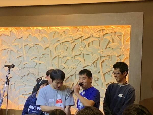 横浜中部就労支援センター忘年会2019の様子7